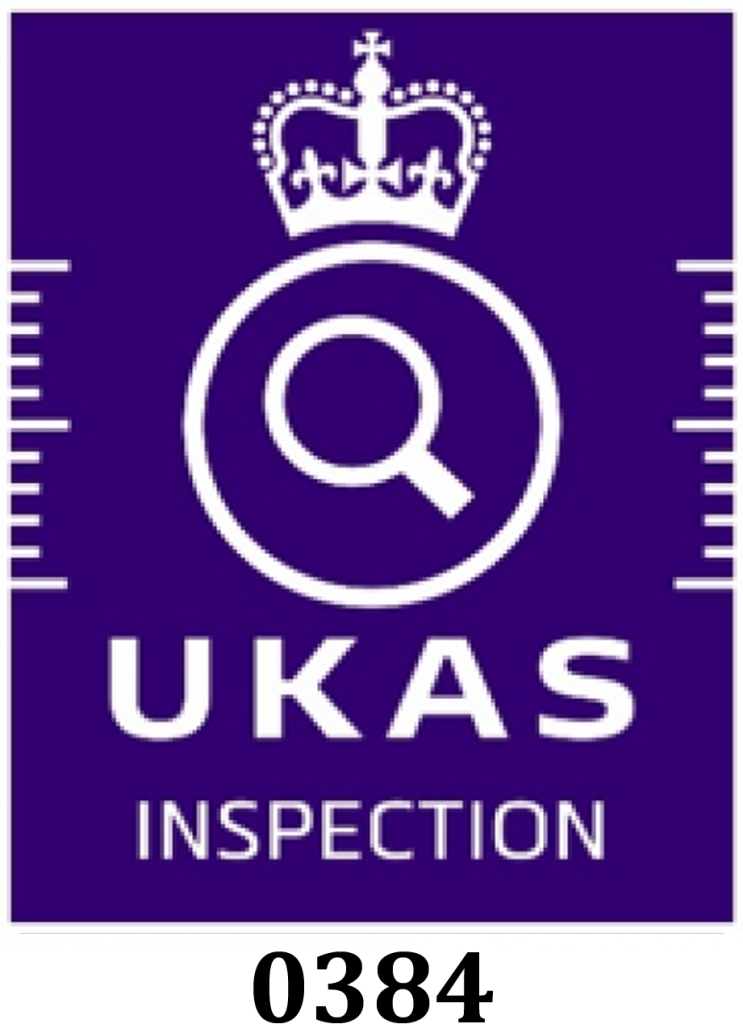 PHH is UKAS Accredited to ISO 17020:2012 for asbestos bulk analysis only.